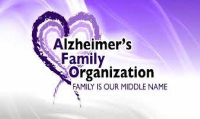 Alzeimer's Family Organization