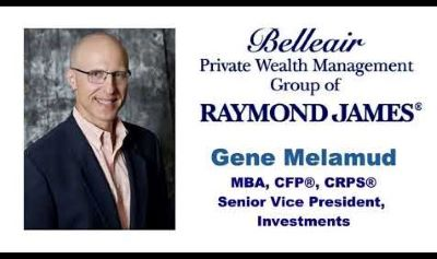 Raymond James Gene Melamud